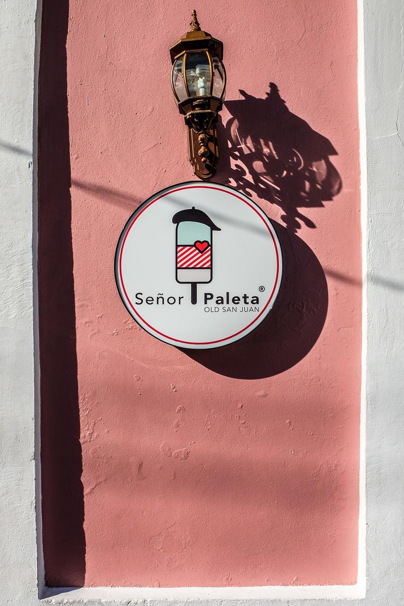 Old San Juan Senor Paleta